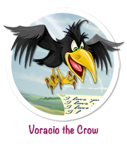 Voracio the Crow.